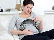 孕期十分注意饮食方面,保证优质蛋白质供应