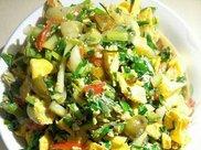 别只知道韭菜鸡蛋,这种炒鸡蛋,比韭菜强,消食除太清香