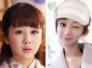 女星减肥照:杨紫脸变小,赵薇变年轻,而赵丽颖变化最大!
