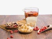常吃桂圆红枣茶 身体真是杠杠的