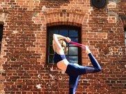这组瑜伽每天练30分钟,坚持一个月你身材就会拥有气质性感身材