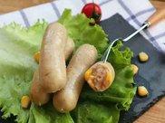 教你制作纯天然无添加的玉米肠,香甜可口,孩子再也不去外面买了