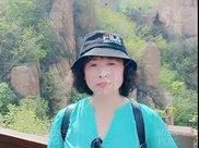 47岁的她减重30斤,只为去看更多美丽的风景