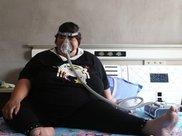 400斤孕妇日吃一顿饭卧床吸氧,称为找接生医院发愁