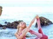无宁静以致远,减压瑜伽动作,放松身心,消除压力,拥抱阳光生活