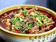 牛腩就服湖南这种做法,香辣好吃有嚼劲,吃了一次想下次