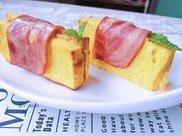 #秋天怎么吃#培根虾仁三明治