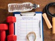 新手初到健身房如何训练?给你一周训练计划