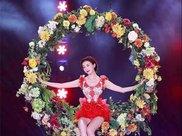 44岁的林志玲高空悬挂跳水、花样游泳、跳芭蕾舞 你还说她是花瓶?