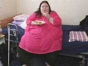 女子508斤成全国最胖女生,减肥失败遭嘲笑,照片让人同情
