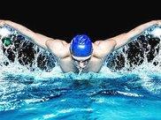 蛙泳如何克服一换气就下沉?