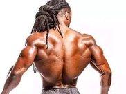 打造宽厚的背部肌肉,你需要这4个动作,不要错过