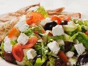 高颜值减肥沙拉美食,口蘑蔬菜沙拉上榜!快来试试