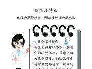 体温和姿势特点:预防硬肿症和脱水热