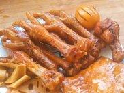 比红烧肉还好吃的秘制卤鸡爪 让你口水直流 百吃不厌的绝味凤爪