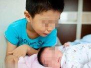 家里生完二胎后,从中产到贫困,压到喘不过气来