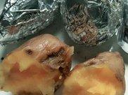 别再买烤红薯,在家能做着吃,操作简单,又甜又面,还不黑手