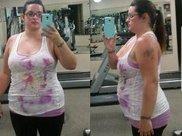 每天坚持走1万步,女子半年减肥50斤,感慨脸蛋变化真的很大