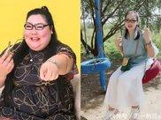 """293斤胖女孩曾与孙红雷""""相亲""""被拒,今减肥成功瘦成了大美女"""