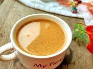 #洗手作羹汤#枣杞核桃燕麦薏米红豆浆