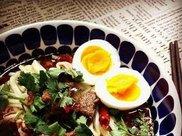 冬天来一碗热乎乎的面条~养胃又温暖!面条的10种做法,喜欢的收藏