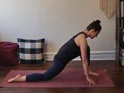 久坐屁股痛?用瑜伽这样伸展就对了,帮你拉伸紧张的臀部