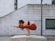 今年流行这样练瑜伽,矫正体态气质出尘,越来越精致