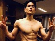 彭于晏:这是我腹肌,王宝强:这是我的,李现:敢跟我比比吗?