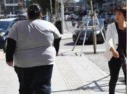 400斤胖妞受尽嘲讽,1年减肥214斤,颜值还提升1个档次