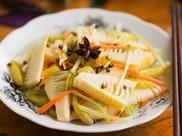 泡椒脆笋的做法窍门,泡山椒泡嫩竹笋怎么做爽脆开胃