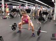 杠铃臀腿训练,高强度更高效!增加肌肉同时瘦身,强壮大腿翘臀部