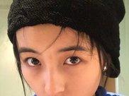 张子枫瘦身后身材有多好?当她穿上黑吊带后,粉丝脸都红了