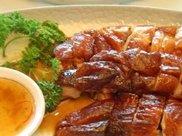 肉质鲜嫩的烤鸭竟然可以减肥,赶紧收藏起来