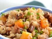 一斤羊肉外加一碗米饭,这样做出来的美味,保准老公每天都想吃