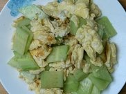 吃不腻的黄瓜炒鸡蛋,清脆爽口营养美味,减肥人士的理想美食