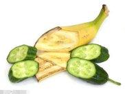 有些食物相生相克,香蕉和黄瓜可以一起吃吗