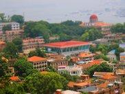 """中国最""""霸气""""的大学,面积是荷兰一座城市的7倍,小心走丢!"""