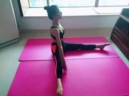 """""""一字马""""瑜伽练习全攻略,从""""僵硬""""到""""柔软""""的过程"""