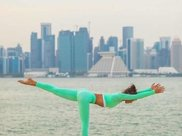 练习瑜伽就像烧水,只有坚持加热,才能让水沸腾、让身材变好