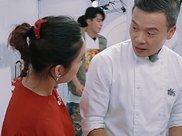 林大厨不让大家吃泡面时,谁留意杨紫走前说的啥情商真高