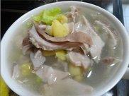 猪肚汤不会做?牢记这一步,鲜味,不腥臭