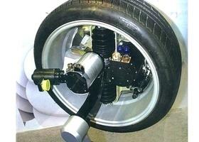 电动车自动充电