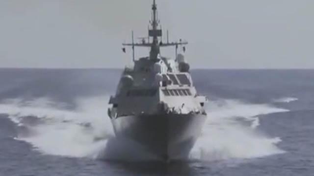 《军情解码》20151111 濒海战斗舰