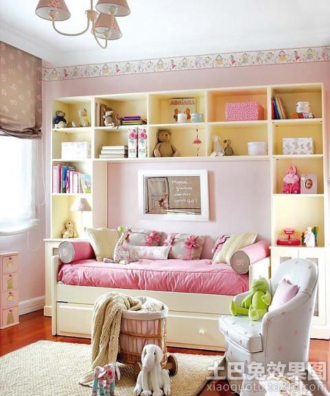 25平方米裝修小女孩的房間多少錢