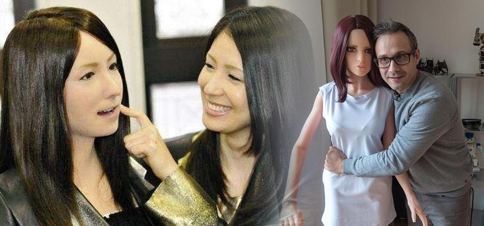 日本奇葩机器人能生孩子,专家:未来将取代女人!