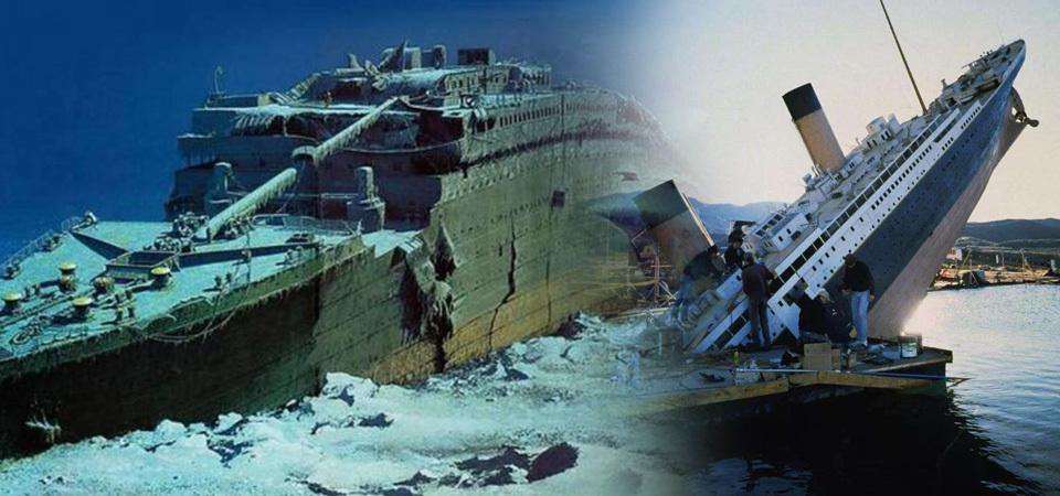 耗资七千多万打造的泰坦尼克号,为何不能打捞?