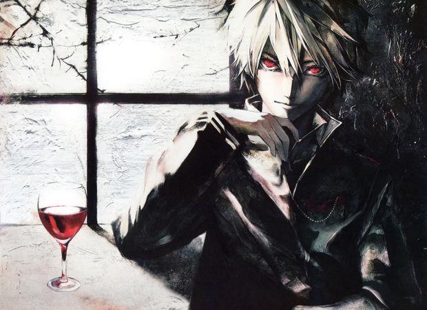 求男生高冷孤傲帥氣漫畫黑白孤獨非真人的qq頭像