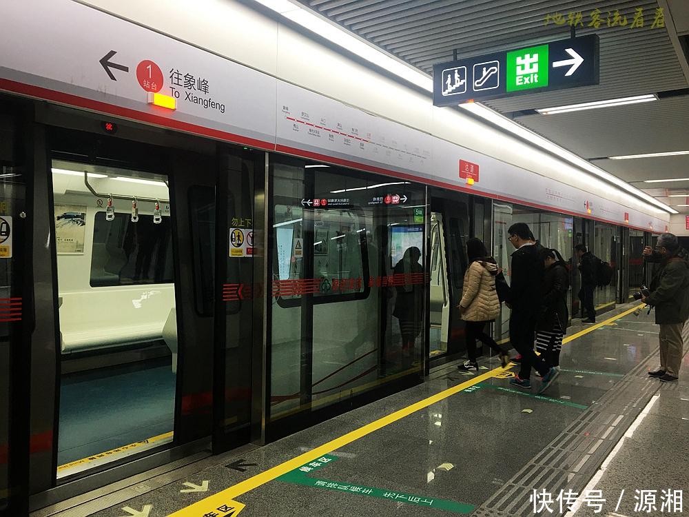 客流不及北上廣的2%,這些城市的地鐵不用擠!圖片