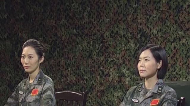 """《军情解码》20170512她们与""""死神""""浴血奋战"""