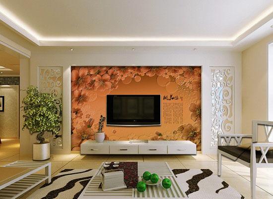 客厅电视背景墙如何装修 三联